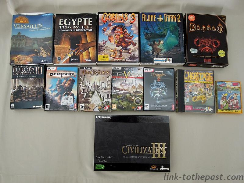 Trouvailles jeux vidéo du week-end