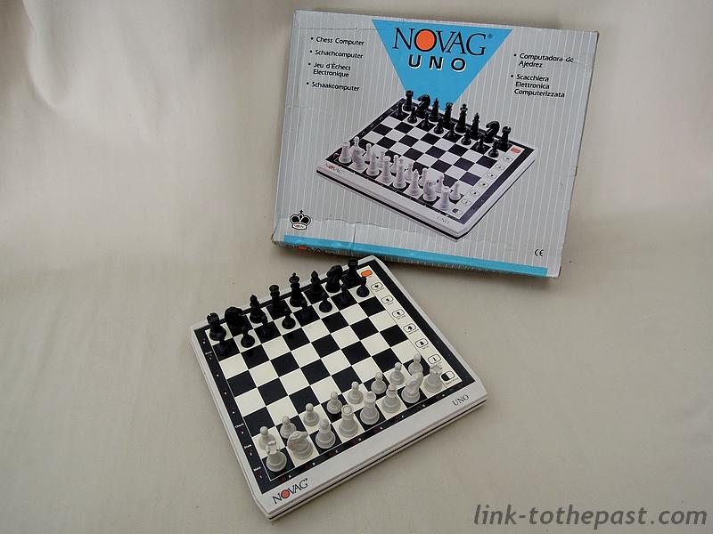 Jeux d'échecs électroniques NOVAG UNO