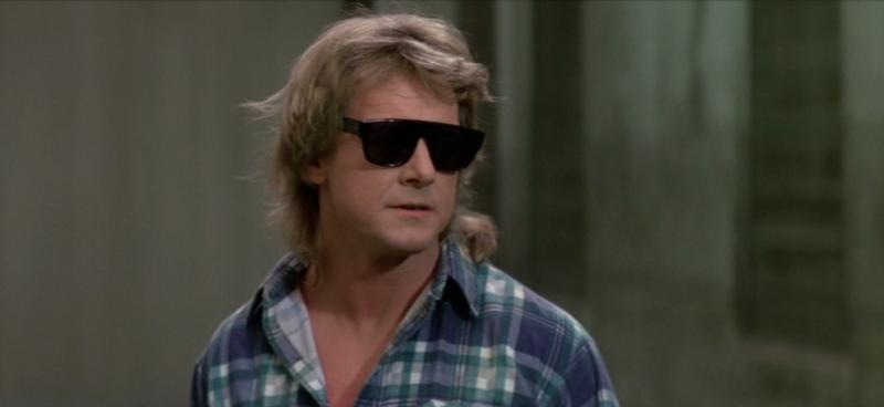 Les lunettes de soleil de John Nada qui lui permettent de voir le monde tel qu'il est