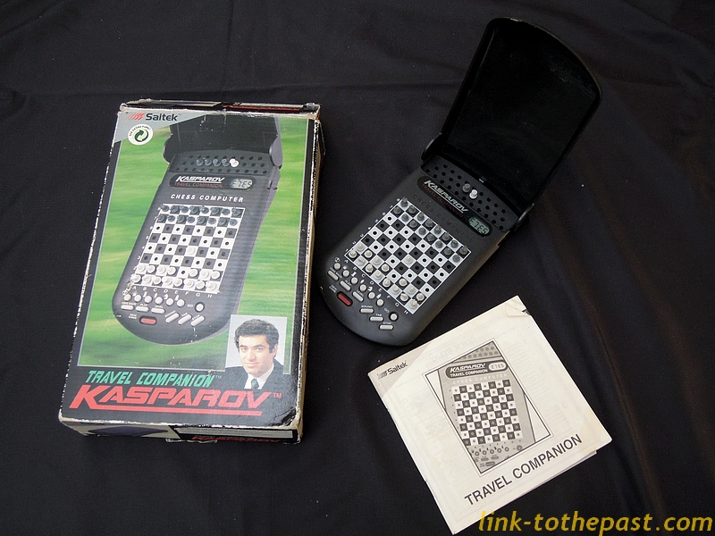 Chess computer Kasparvo Travel Companion - Satek