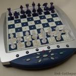 Collection jeux d'échecs électroniques 1