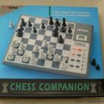 Collection jeux d'échecs électroniques 8