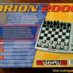 jeux d'achecs électronique orion 2000