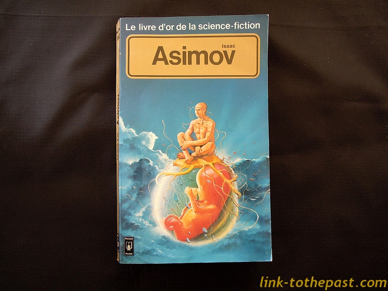 Le livre d'or de la science fiction : Isaac Asimov