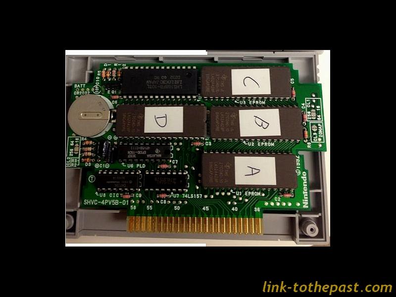 PCB prototype Super Famicom Vampire Kiss
