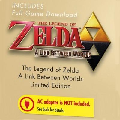 3DS Zelda