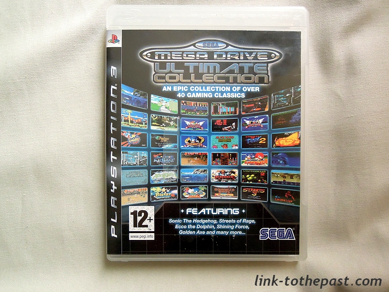 Golden Axe Megadrive Ultimate Collection