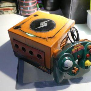 Console custom Zelda Link's Awakening DX par VaduAmka 3