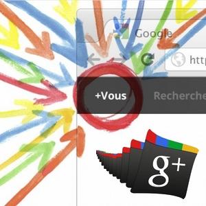 Google plus et le référencement lié à l'AuthorRank 1
