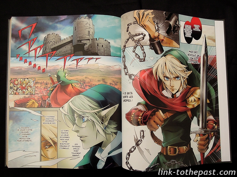 manga skyward sword