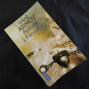 avis prélude à fondation isaac asimov