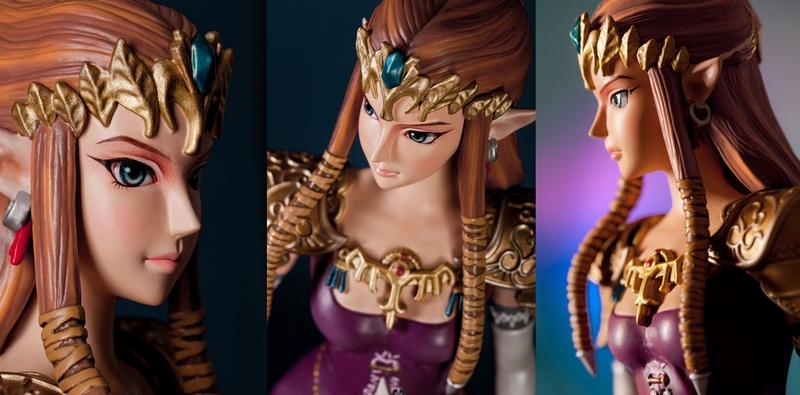 Zelda F4F Princess Zelda