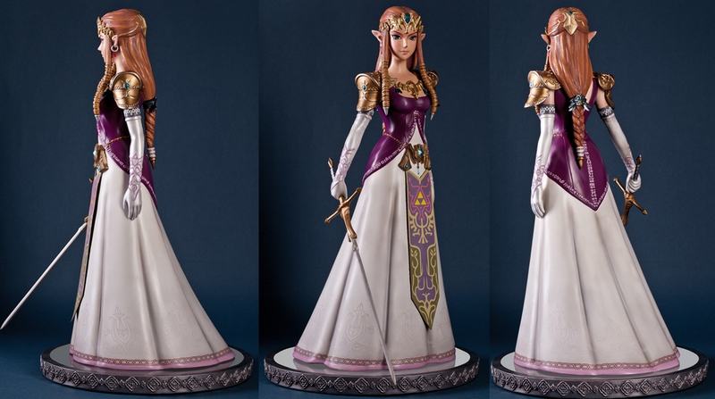 Statue Zelda First4Figures