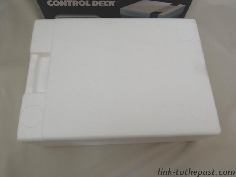 Nintendo nes control deck FRA
