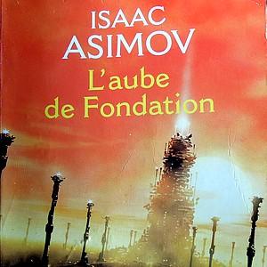 l'aube de fondation asimov