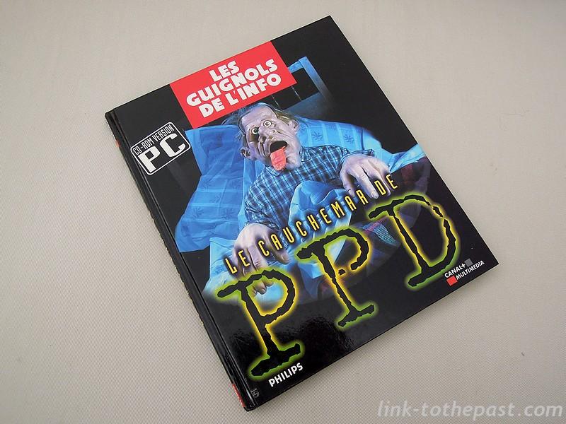 Le cauchemar de PPD sur pc