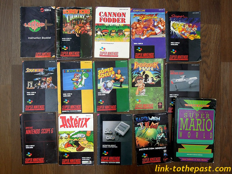 lot notices super nintendo