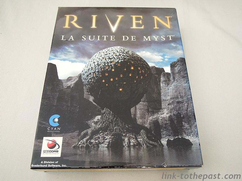riven myst pc