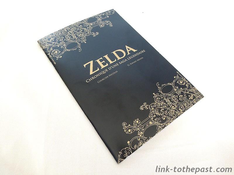 zelda chronique saga legendaire livret