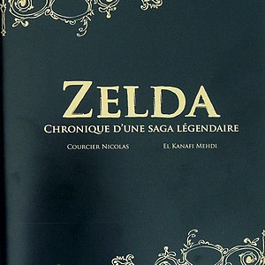ZELDA Chronique d'une saga légendaire : le livret Skyward Sword 1