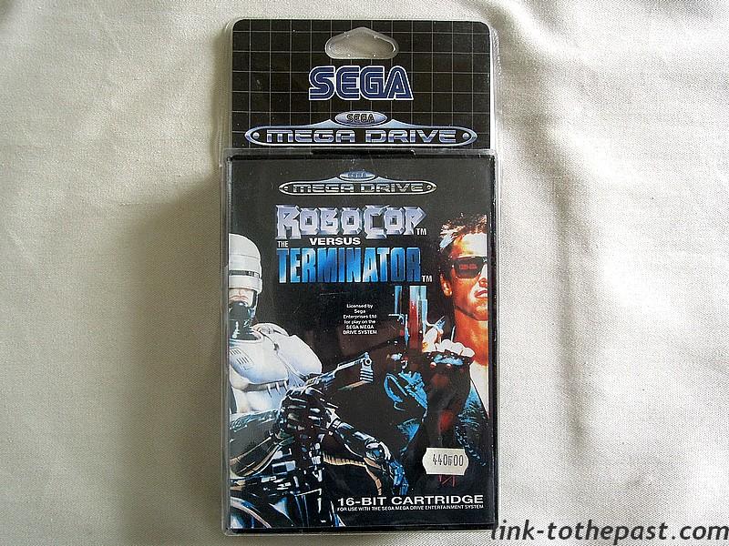 Robocop versus terminator blister