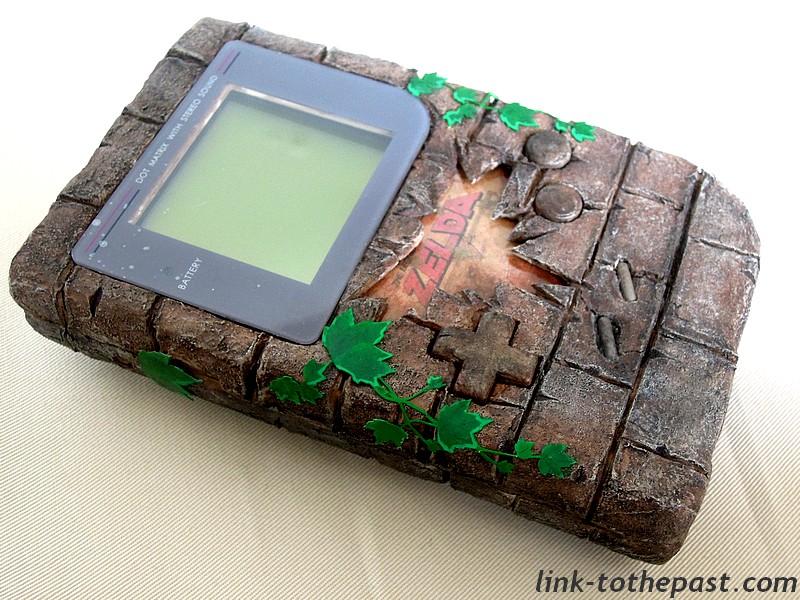 console custom vaduamka zelda