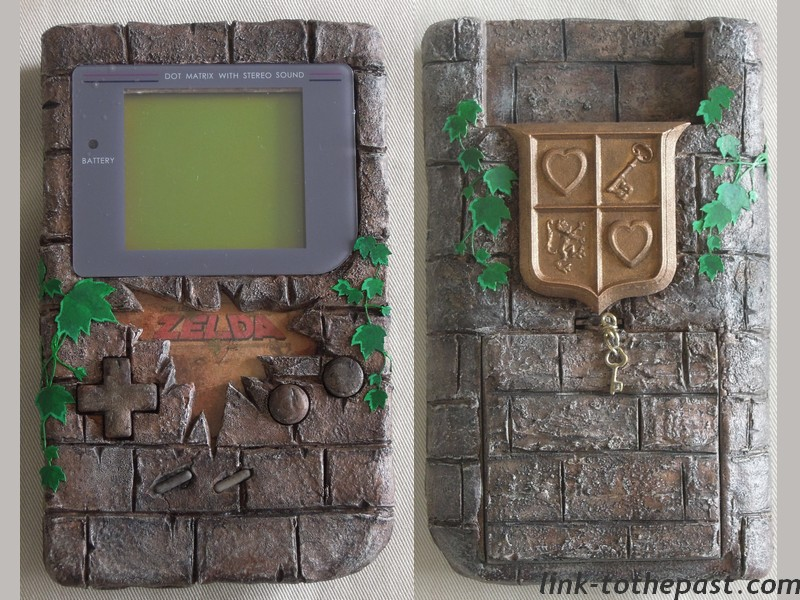 game boy custom zelda vaduamka