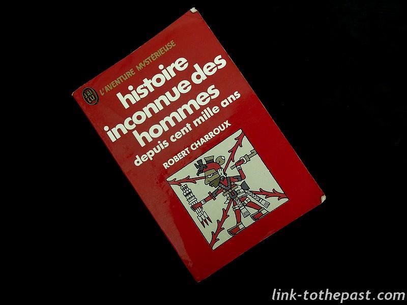 Histoire inconnue des hommes Robert Charroux