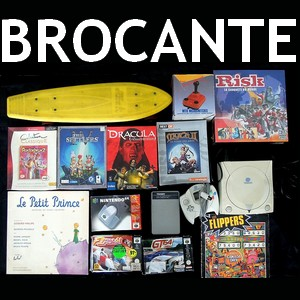 brocante-retrogaming