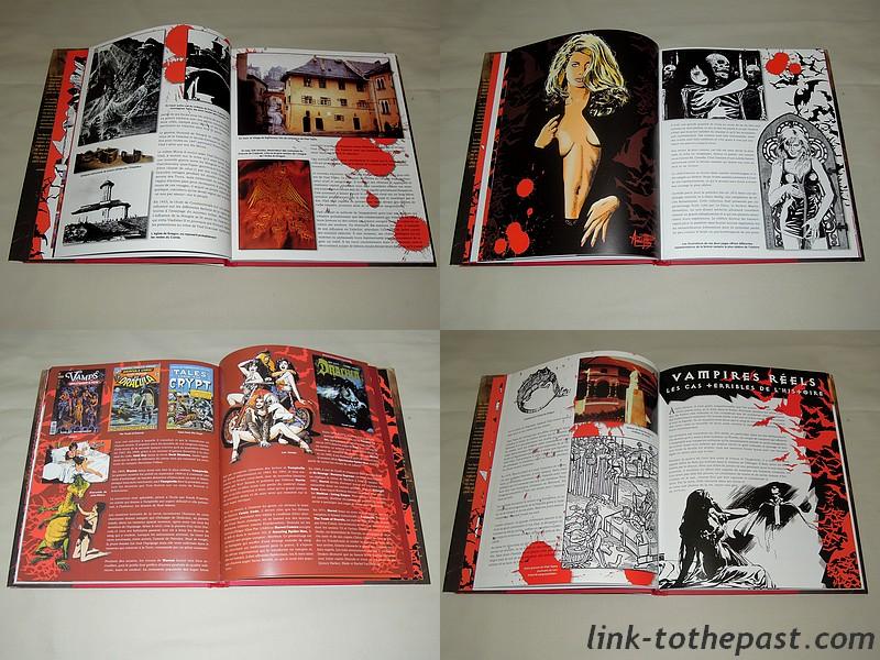 bible des vampires