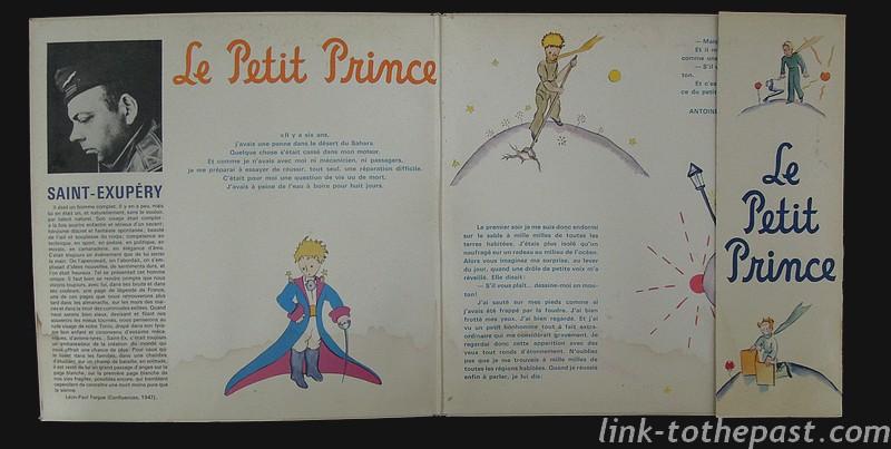 vinyle le petit prince