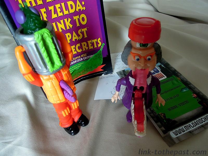 jouets ghostbuster