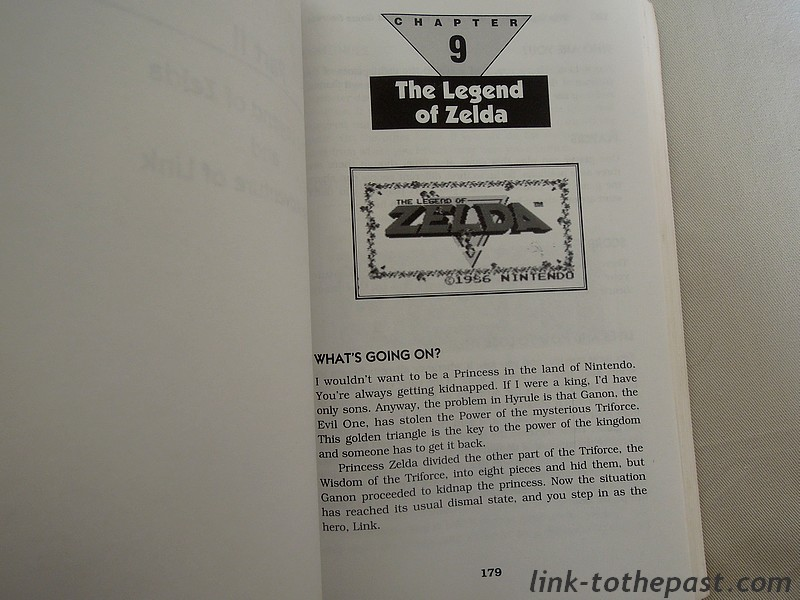 soluce the legend of zelda
