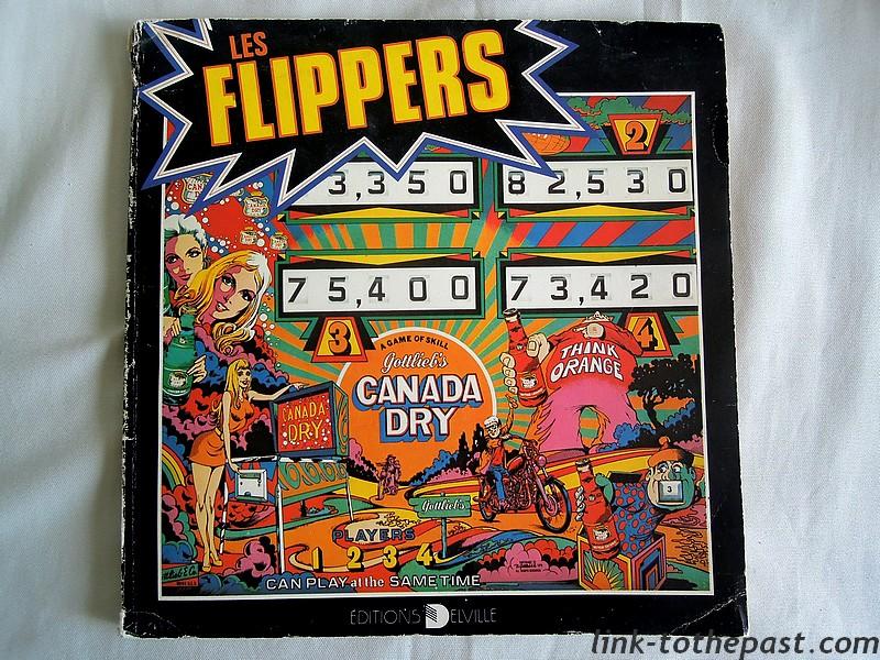 livre flippers