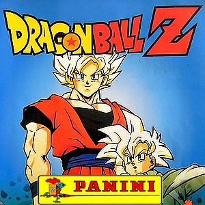 panini dragon ball z