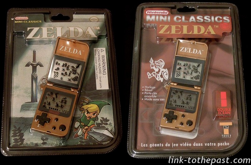 game and watch miniclassics zelda