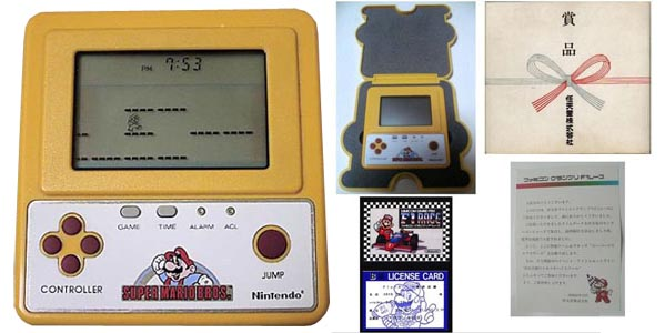 game and watch mario collector YM-901
