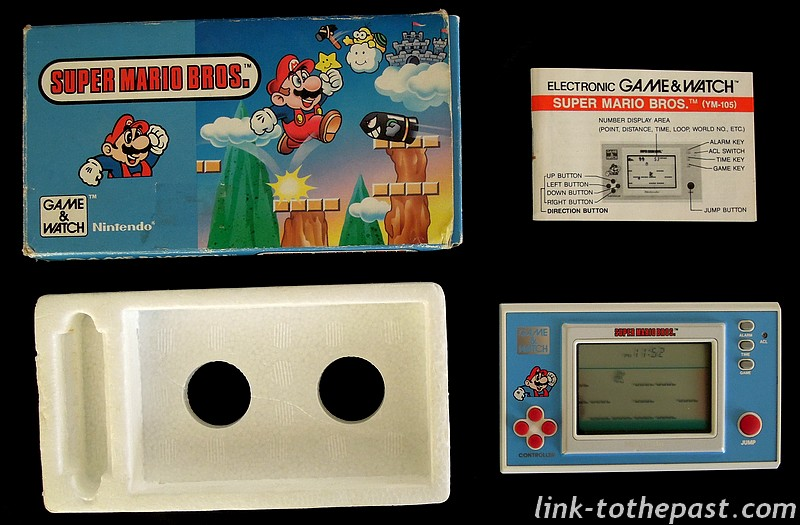 game and watch mario bros