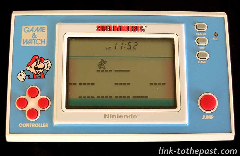 game and watch mario