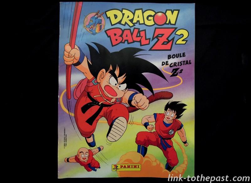 album panini dragonballz2