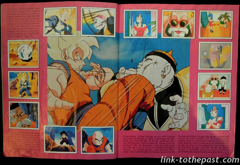 stickers Panini Dragon Ball Z