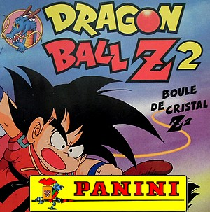 album panini dragon ball z