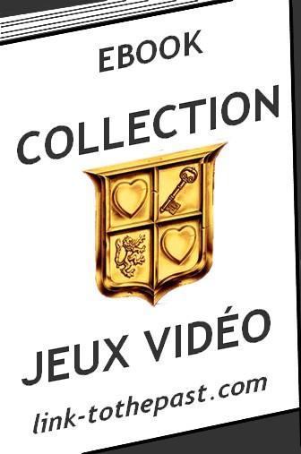 ebook collection jeux vidéo