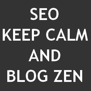seo calm blog zen