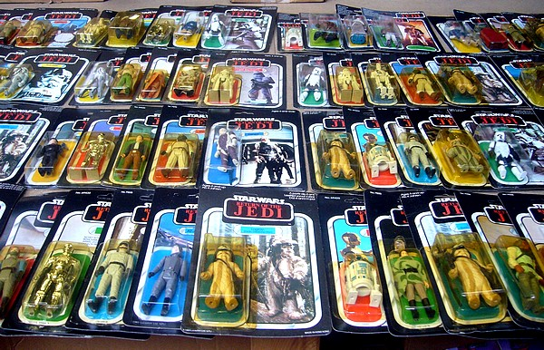 Star Wars Carded