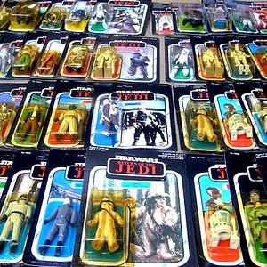 Des jouets collector retrouvés dans un vieux shop fermé 2