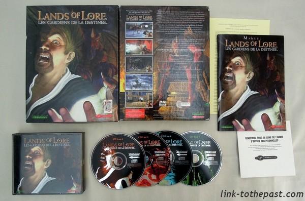 Lands of Lore  Les gardiens de la destinée
