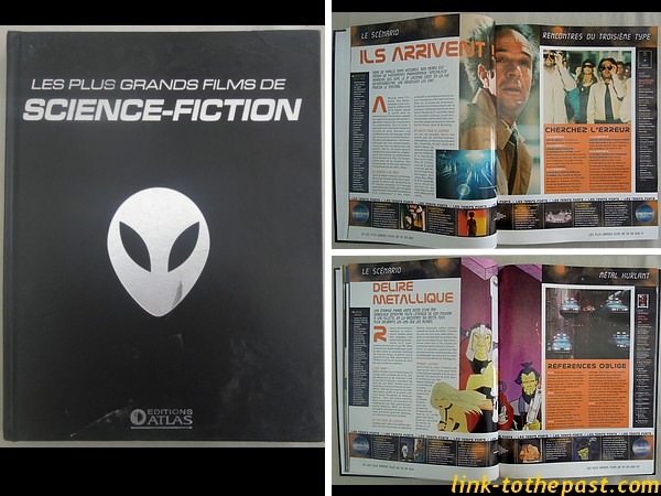 livre film science fiction