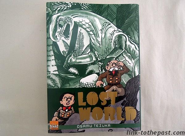 Lost World Osamu Tezuka