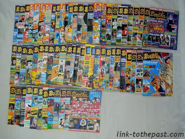 magazines club dorothée